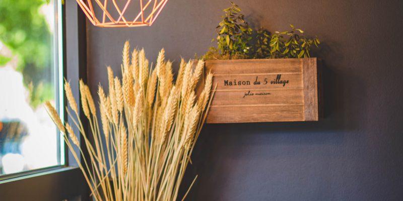 natuurlijke elementen in huis